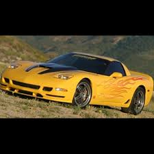 corvette non pop up headlight system replacement bulbs 1997