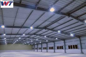 100 Warehouse Houses China Prefabricated Steel Structure Steel Workshop Steel