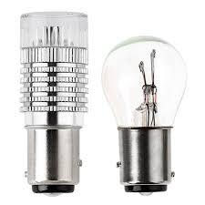 1157 led bulb w brake flasher dual function 1 high power led