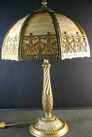 Torchiere Table Lamp Glass Shade by Floor Lamps Antique Floor Lamp Shade Replacement Green Mica