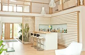 livingroom bar modern hausbar new york