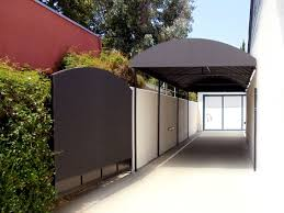 Carport With Gate Cover | Carport Ideas | Pinterest | Gates, Gate ... Carports Metal Roof Carport Kits 3 Garage Modern Designs The Home Design Ciderations On Awning Fence Awnings Best 25 Patio Ideas On Pinterest Patio House Superior Custom Made Shade Sails Cloth Man Cave Sunesta Sunstyle Motorized Youtube Retractable Sacramento Goodwincole Nickkaluza Vintage Shasta Compact Vendors
