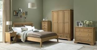 Bentley Designs Hampstead Oak Bedroom