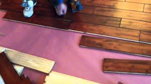 Underlayment For Nail Down Bamboo Flooring by Nail Down Strand Bamboo Flooring Carpet Vidalondon