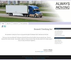 100 Bennett Trucking Competitors Revenue And Employees Owler Company