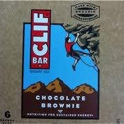 CLIF BAR Energy Bar Chocolate Brownie Nutrition Grade C