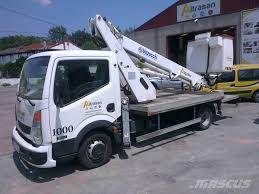 Used Nissan CABSTAR 162 HP Other Trucks Year: 2006 Price: $29,865 ...