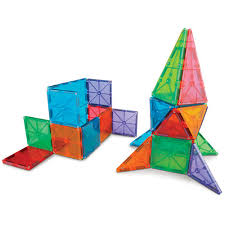 magna tiles clear colors 100 piece set is toy of the week