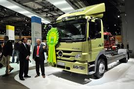 Benz Atego Is