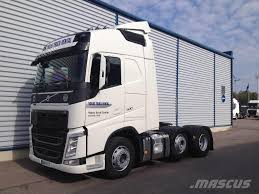 100 Volvo Truck Usa FH 6x2 Vetoauto Vliteli ADR Tractor Units For Rent Year