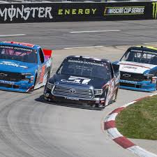 100 Nascar Truck Race Results NASCAR S Kyle Busch Keeps His Streak Going With TruNorth