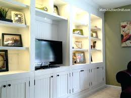 Built In Wall Units For Dining Room