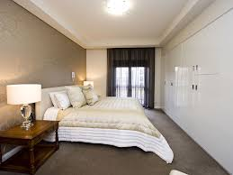 Beige Bedroom Ideas With Divan Bed And Night Table Drawer Lamps Plus Large