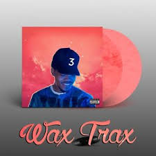 Image Is Loading Chance The Rapper Coloring Book 2LP Vinyl Colored