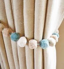 Antler Curtain Tie Backs by Tie Backs For Curtains Memsaheb Net