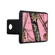 100 Pink Camo Trucks AirstrikeMossy Oak Hitch Cover Trailer Hitch Cover