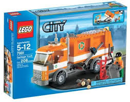 Lego City Garbage Truck 7991 - City Garbage Truck 7991 . Shop For ... Lego City 4432 Garbage Truck In Royal Wootton Bassett Wiltshire City 30313 Polybag Minifigure Gotminifigures Garbage Truck From Conradcom Toy Story 7599 Getaway Matnito Detoyz Shop 2015 Lego 60073 Service Ebay Set 60118 Juniors 7998 Heavy Hauler Double Dump 2007 Youtube Juniors Easy To Built 10680 Aquarius Age Sagl Recycling Online For Toys New Zealand