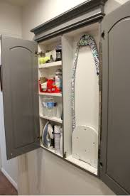 Ironing Board Cabinet With Storage by 31 Best Ironing Board Ideads Images On Pinterest Ironing Boards