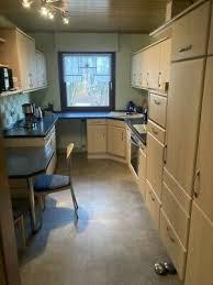 einbauküche aus eiche rustikal mit miele und gaggenau