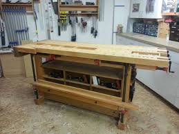A Few Final Photos Of The Workbench Drawers And Vices Done Dated Woodworking Forums Photo Galleries For North Carolina Woodworkers