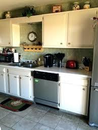 1970s Kitchen Cabinets Kitchen Transformation Paint Soapstone