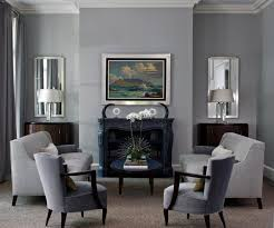 Large Size Of Living Room Stylish Blue And Grey Color Scheme
