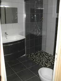 étourdissant salle de bain 4m2 avec carrelage marron salle de bain