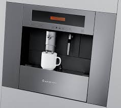 In Wall Coffee Maker Design Decoration Inbuilt Machine