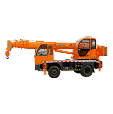 Cheap Price Self Made Chassis 8 Ton Truck Mounted Crane - Jining ...