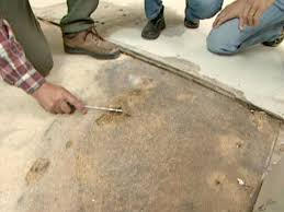 This Old House Squeaky Floor Screws by How To Repair A Water Damaged Subfloor How Tos Diy