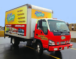 100 Rent A Box Truck Stretched Vinyl Banner On Box Truck Realized With The TS23 Aluminum