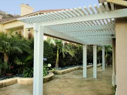 Louvered Patio Covers California by Aluminum Patio Covers Superior Awning