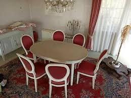 barock esszimmer stuhl möbel gebraucht kaufen ebay