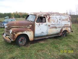 1954 Chevrolet Panel Truck For Sale | ClassicCars.com | CC-910526