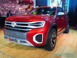100 Volkswagen Truck VW Atlas Tanoak First Look Build This Pickup SlashGear