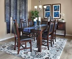 Standard Dining Room Furniture Dimensions by Dining Tables Sedona Dining Set Furniture Row Standard Bar