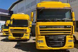 100 Pioneer Trucks DAF Philippines Inaugurates Facilities In Laguna And Davao