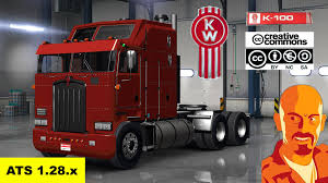 KENWORTH K100 ATS 1.28.X TRUCK - American Truck Simulator Mod ... Kenworth C500 Off Highway Kw T600 Oversize Load And Led Lights V2 Fs17 Farming Simulator Hoods Silverstatespecialtiescom Reference Section 8x4 Crane Truck Scs Softwares Blog Get To Drive W900 Now Custom Air Airs Neat S Flickr Centres Food Trucks Of Sabah Mysabahcom Service Truck V1 Ls17 Simulator 2017 17 Ls Mod Driving The T680 Advantage T880 Kenworth Tractors Semis For Sale Jual Mainan Cars Mack Si Mcqueen 95 Raiya Toy Tokopedia