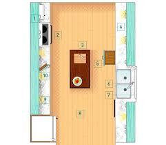 Galley Kitchen Floor Plans by Design Ideas For A Galley Kitchen