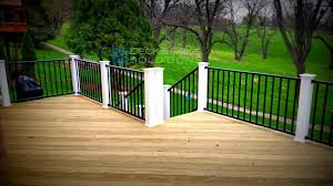 Horizontal Deck Railing Ideas by Home U0026 Gardens Geek Page 127 Best Providing Home U0026 Gardens Geek