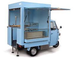 100 Snack Truck Piaggio Ape Bar W A G O N Food Truck Design Bike Food Food Vans