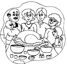 Free Coloring Pages Of Extended Family 600x