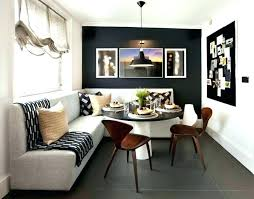 Black Accent Wall Dining Room Walls Rooms