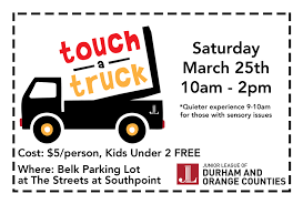 Touch A Truck | The Junior League Of Durham And Orange Counties Pottery Barn Kids Interior Design Service Online Www Kidfriendly Stops To Beat The Heat At South Park Mall Mom About The Streets Southpoint 169 Stores Shopping In Durham North 33 Best Home Staging Way Images On Pinterest Guru Shopping Has Never Been Easier Teen Bedding Fniture Decor For Bedrooms Dorm Rooms Pbteen Open Five Popup Stores This October And November Notes From A Chapel Hill A Guide Sneak Peek Dabble Chic Comes Christmas Archives Page 2 Of 3 Living With Color Designs Houses Peter Aaron Architectural Otography My When I Baby Gifts Registry