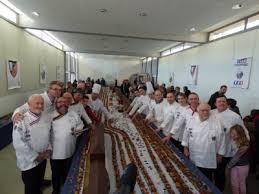 college paul eluard chalette chefs et élèves réalisent le plus en financiers du monde