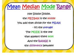 mode median and range riddle median mode range
