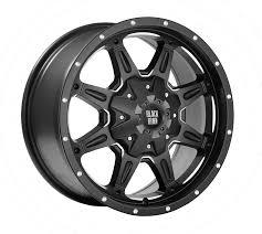 Black Iron Wheels | Styles | New Wheels
