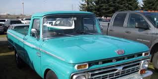 100 Nation Trucks US Is A Nation Of Ancient Pickup Trucks Business Insider