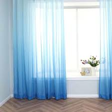Blue Ombre Curtains Walmart by Blue Ombre Curtains U2013 Rabbitgirl Me