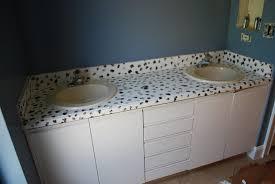 Kara s Korner Tutorial How to Paint Bathroom Countertops to